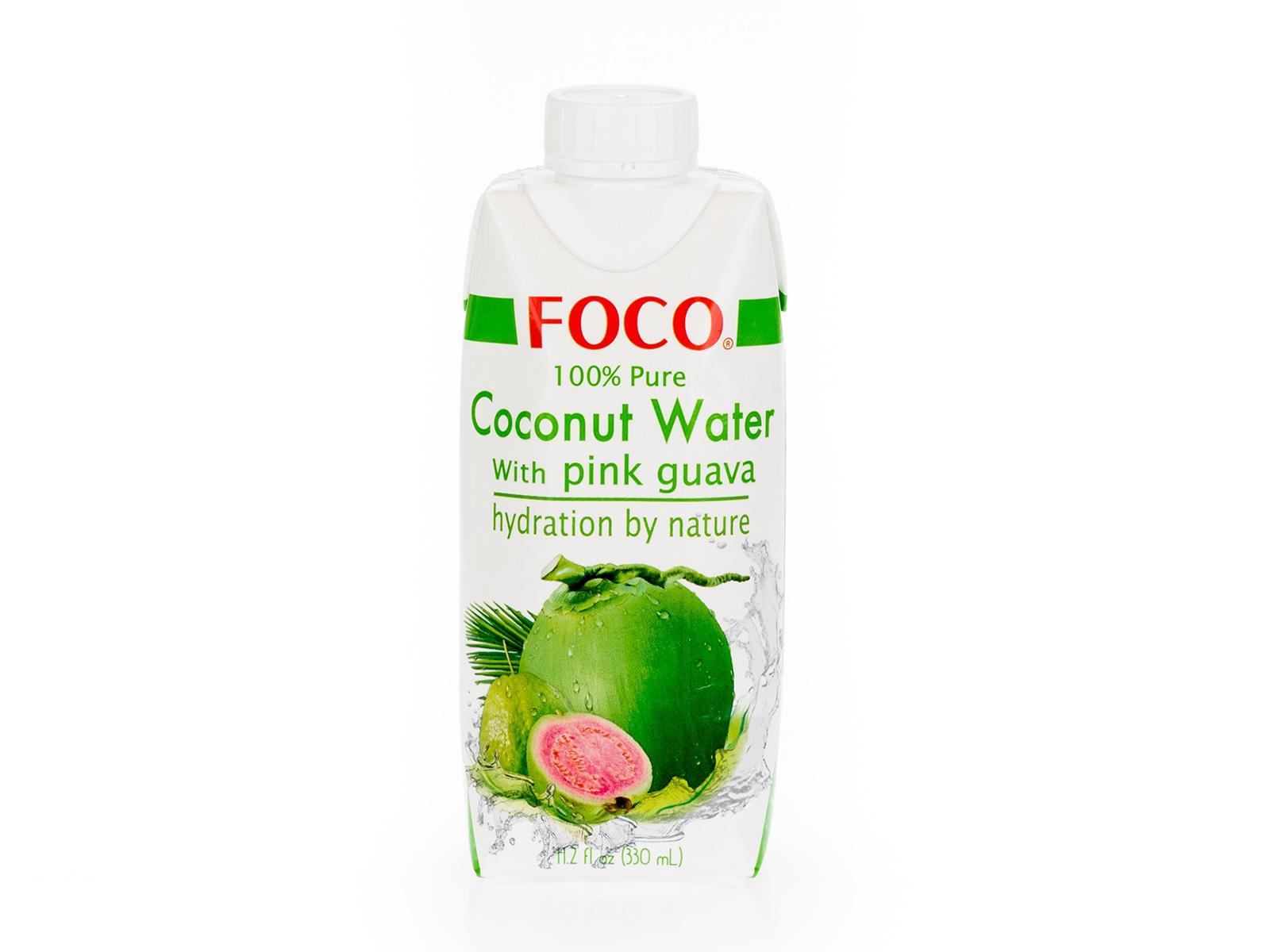Foco Кокосовая вода с гуавой