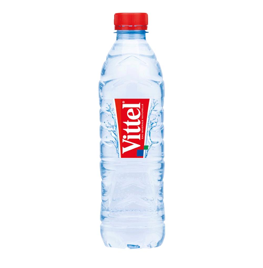 Вода минеральная Vittel негазированная