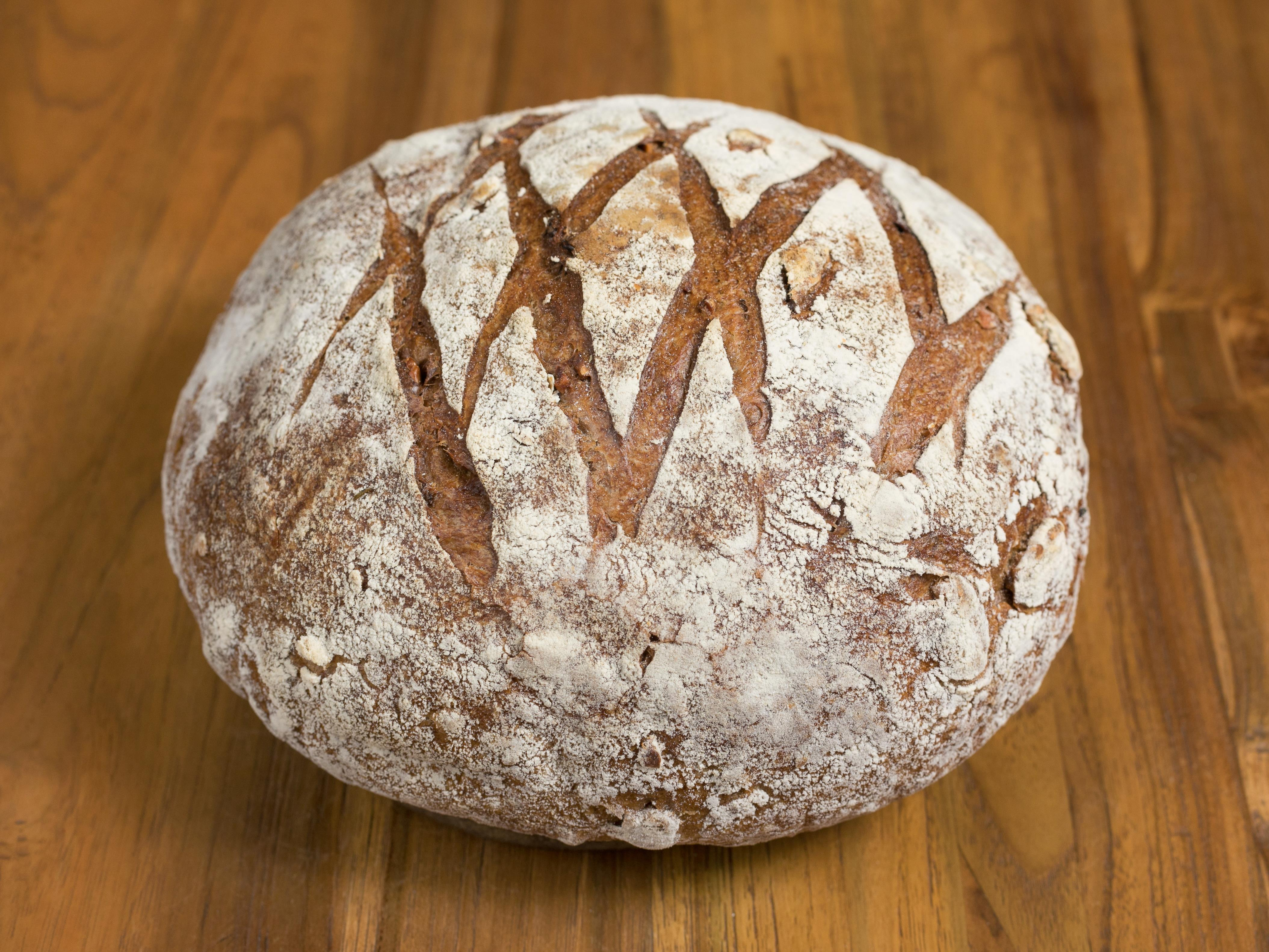 Ореховый хлеб