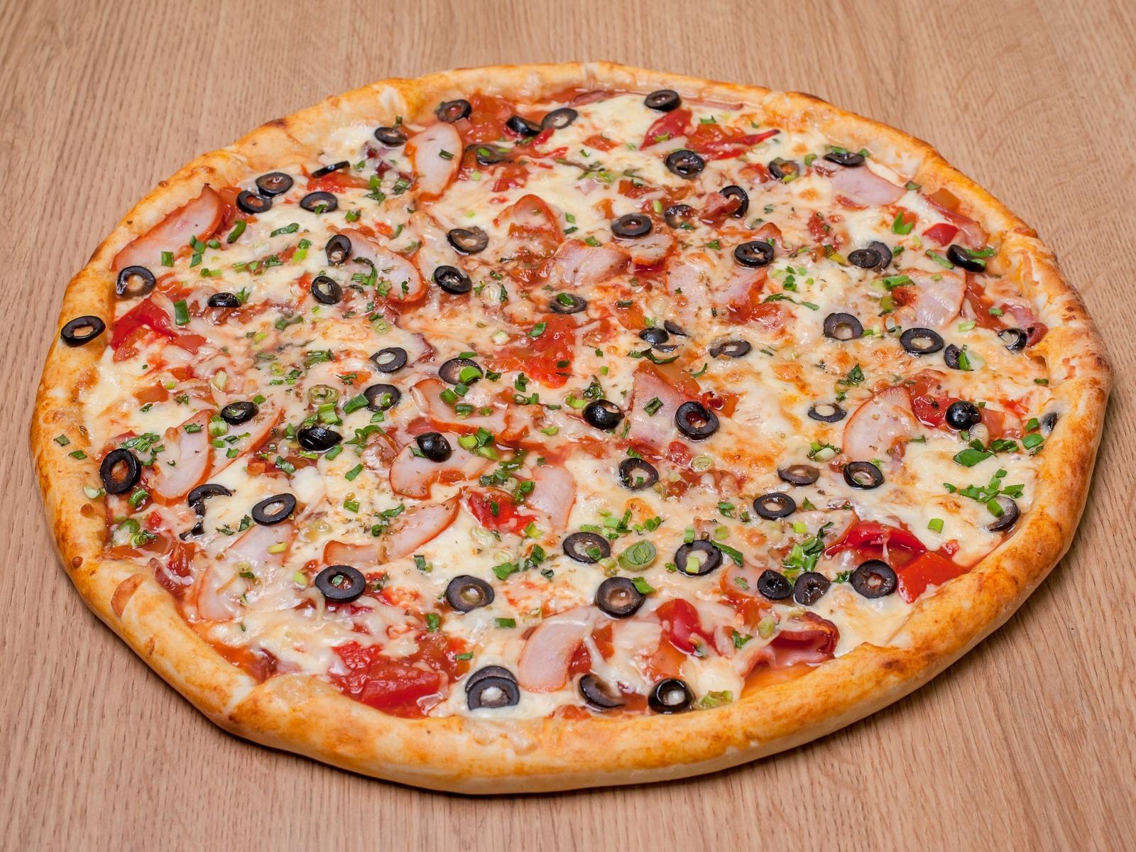 Пицца Сан Пауло