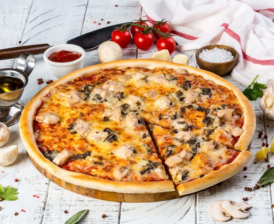 Пицца Марсельеза классическая