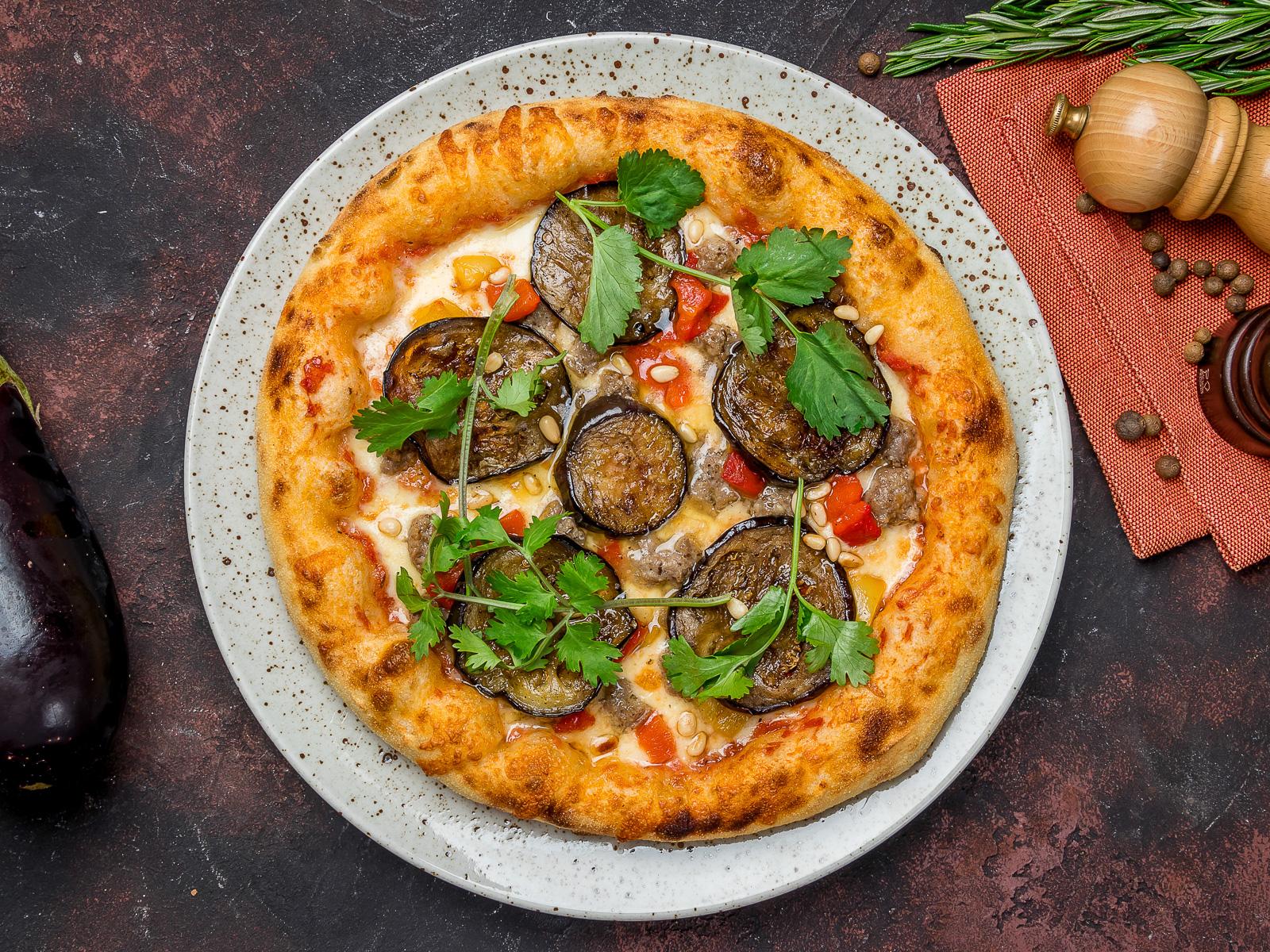 Пицца Люля кебаб
