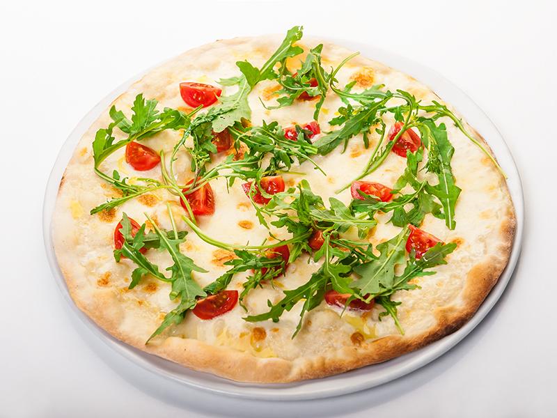 Пицца Bufala, pachino e rucola