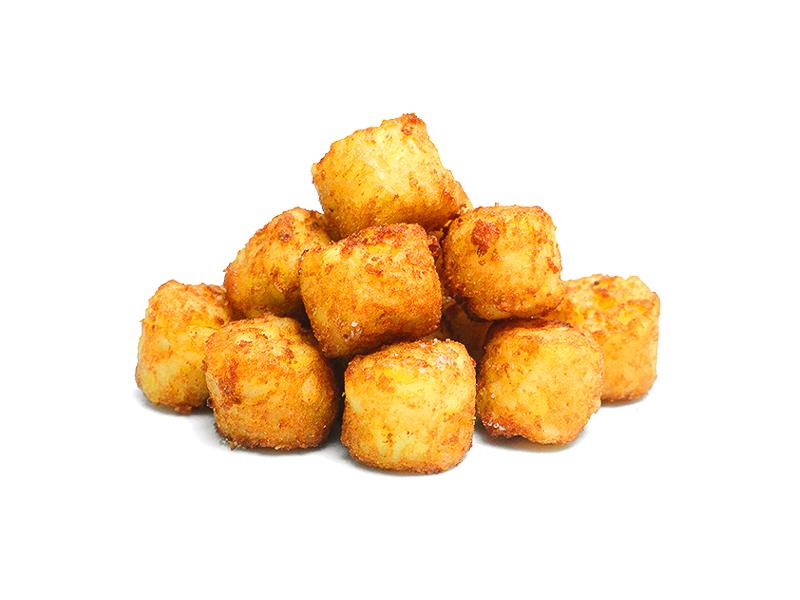 Картофельные тотсы