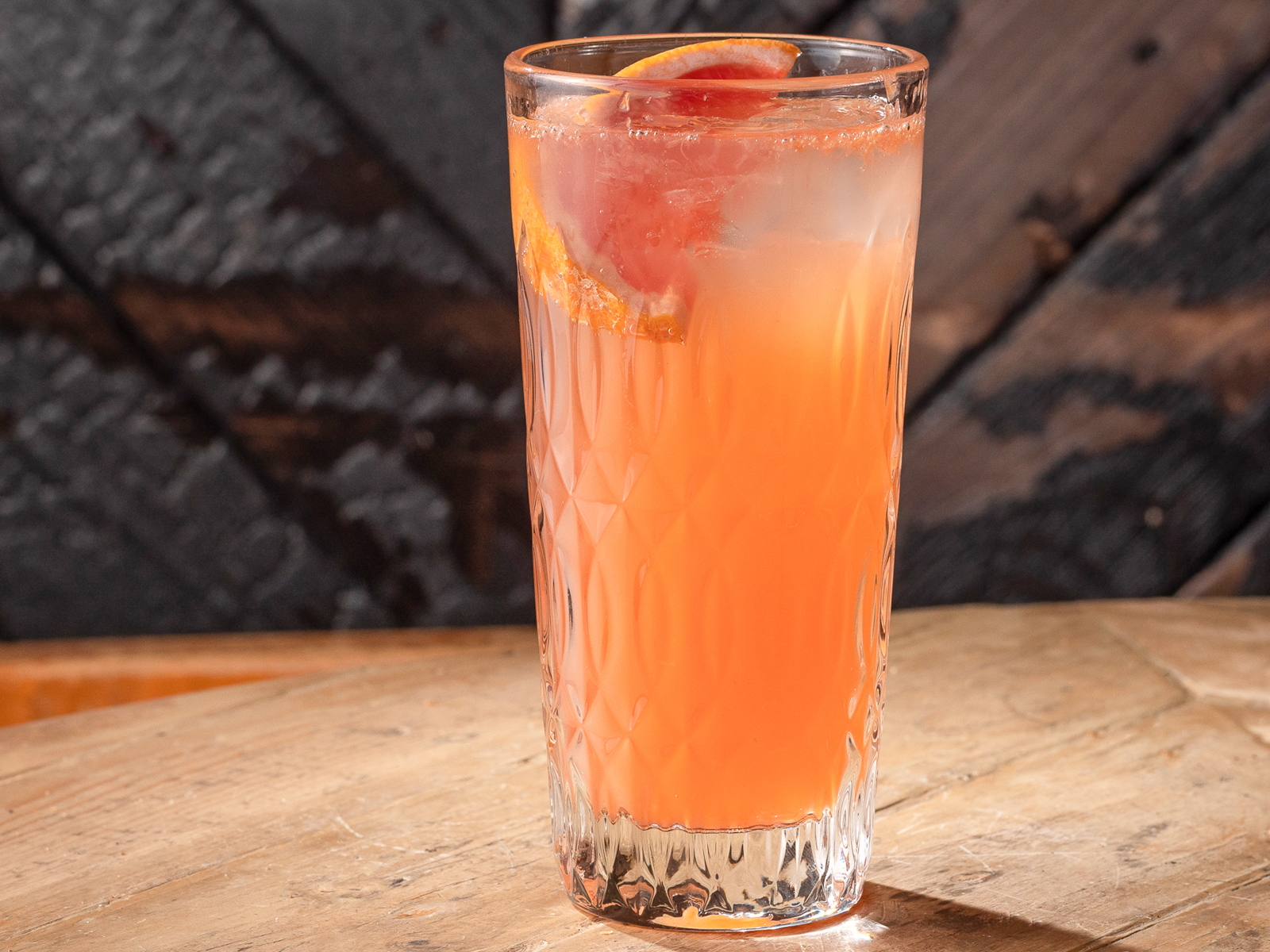 Лимонад Соленый грейпфрут