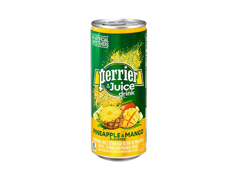 Perrier & Juice drink Ананас-Манго