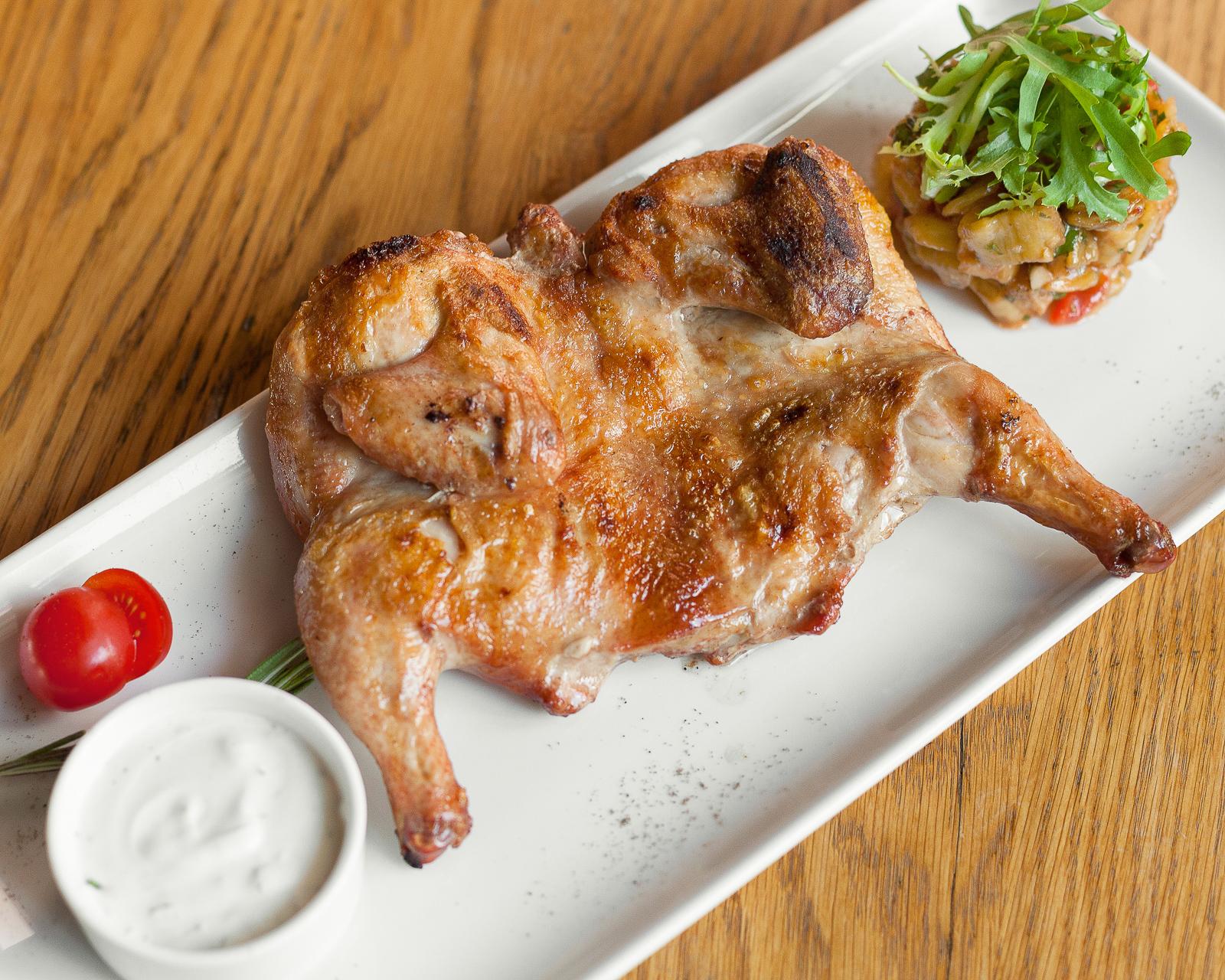 Цыпленок гриль