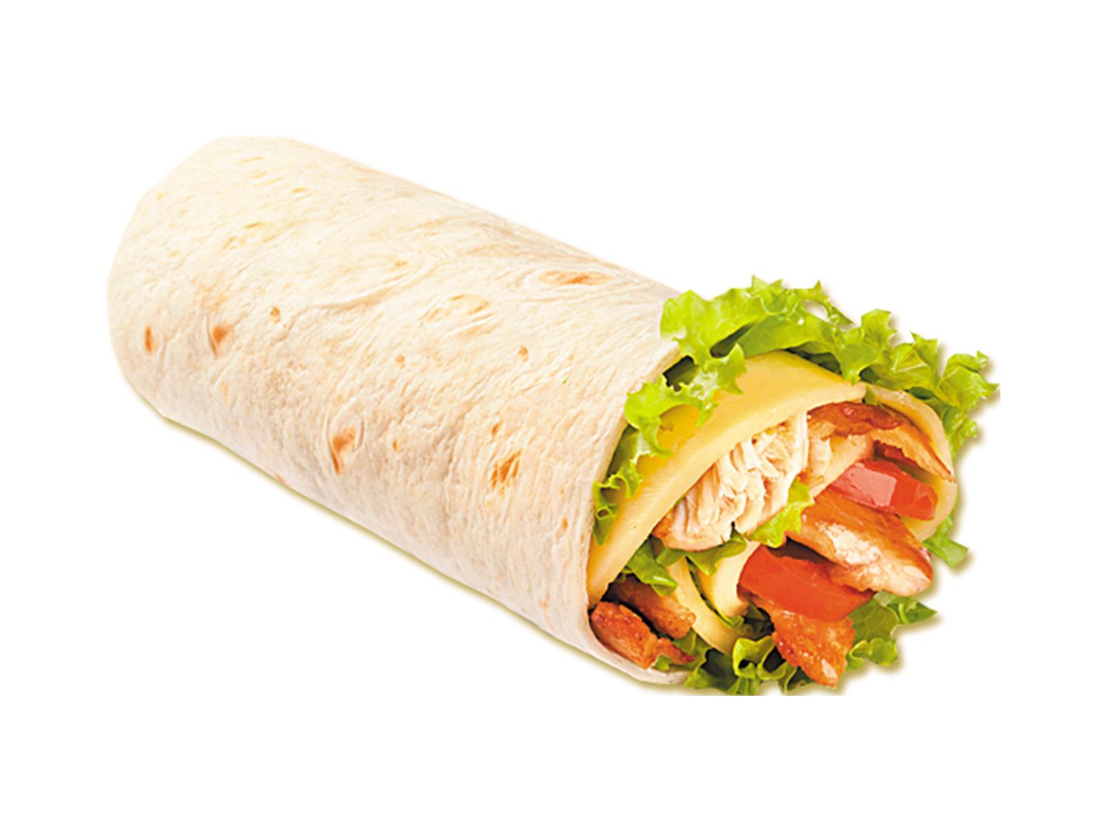 Сэндвич-ролл Цезарь