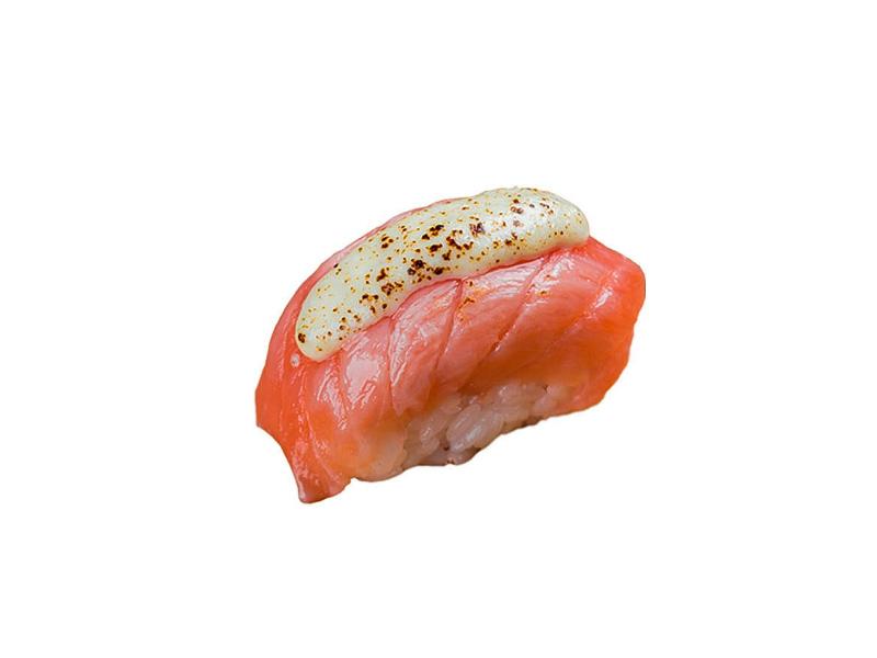 Суши опаленные Сяке кунсей