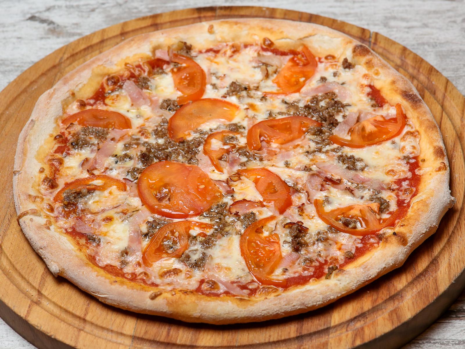 Пицца Ди-Карне