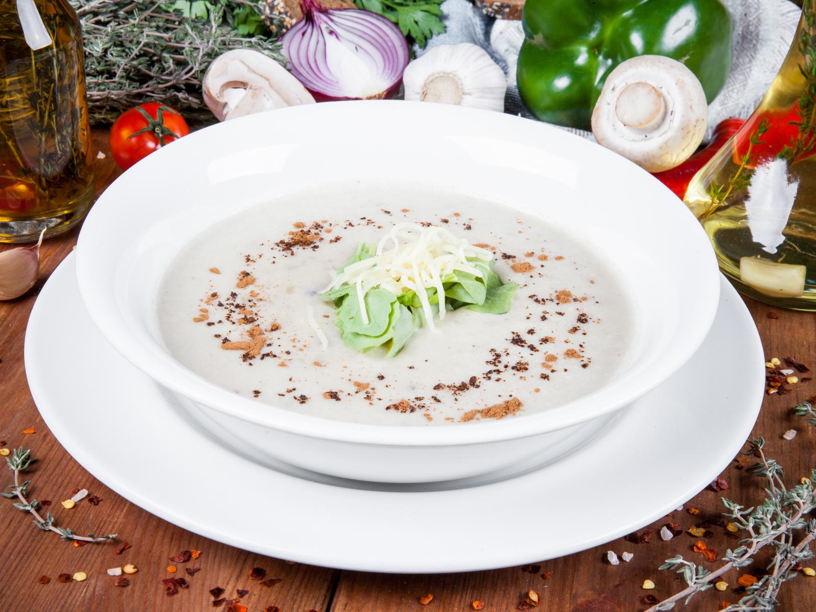 Крем-суп Капучино