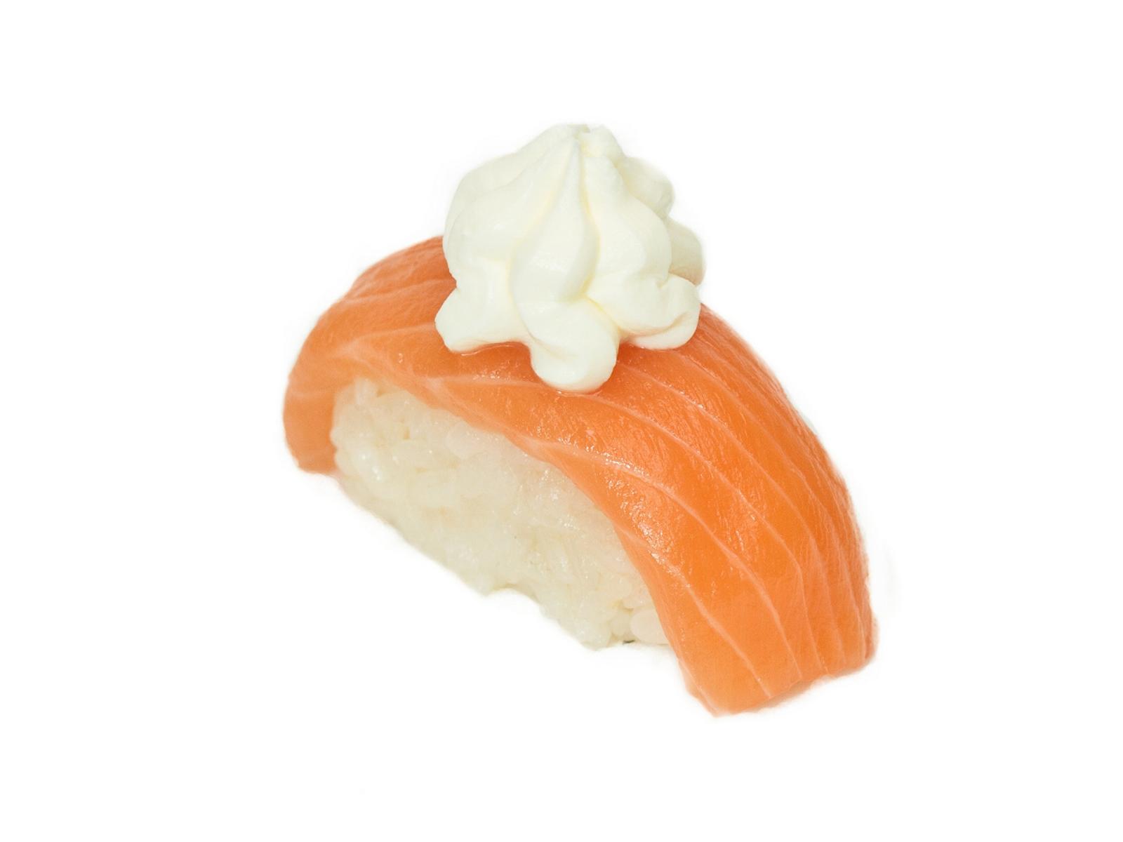 Суши Сяке сыр