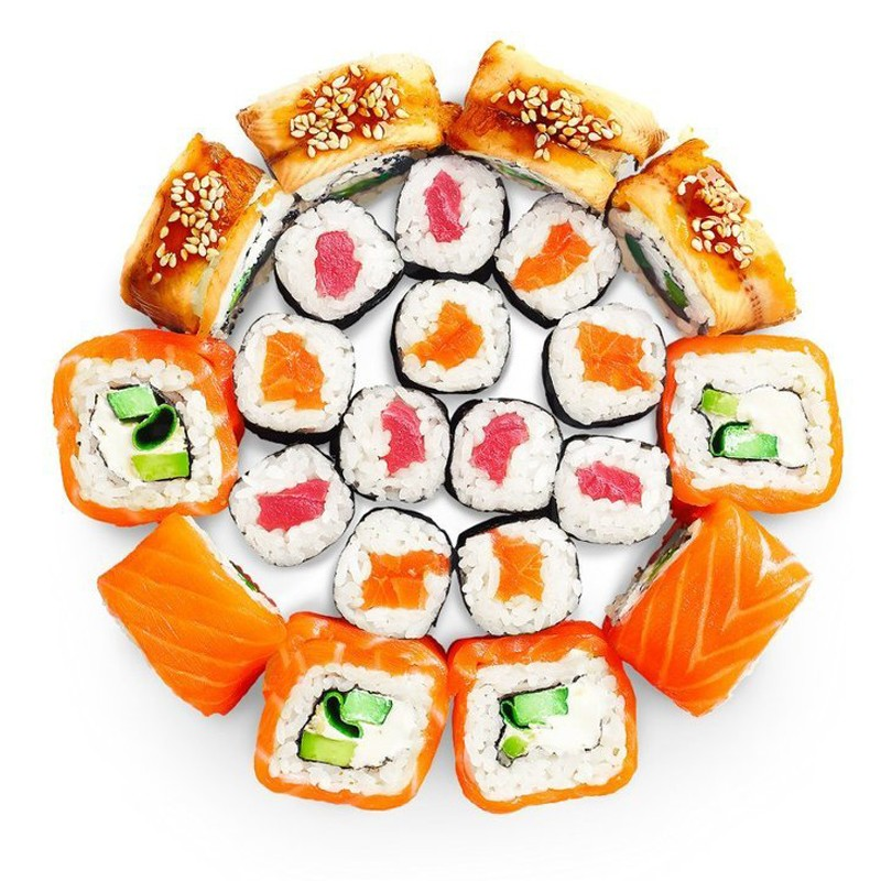 Суши сет Фудзи