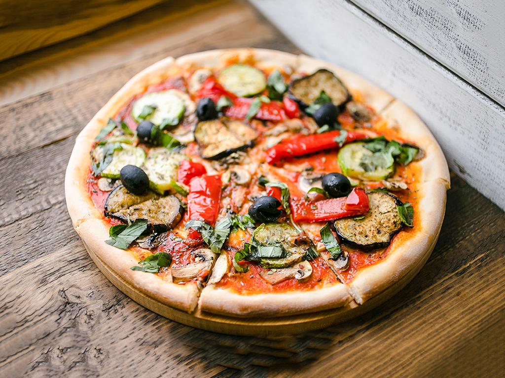 Пицца Овощная гриль