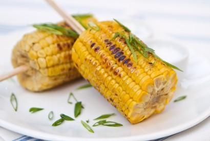 Кукуруза варёная или на гриле, 1 шт