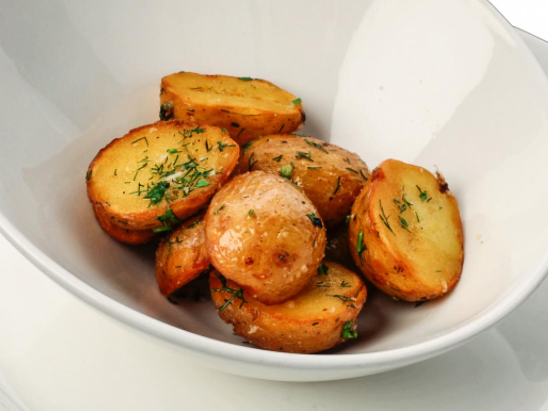 Картофель мини
