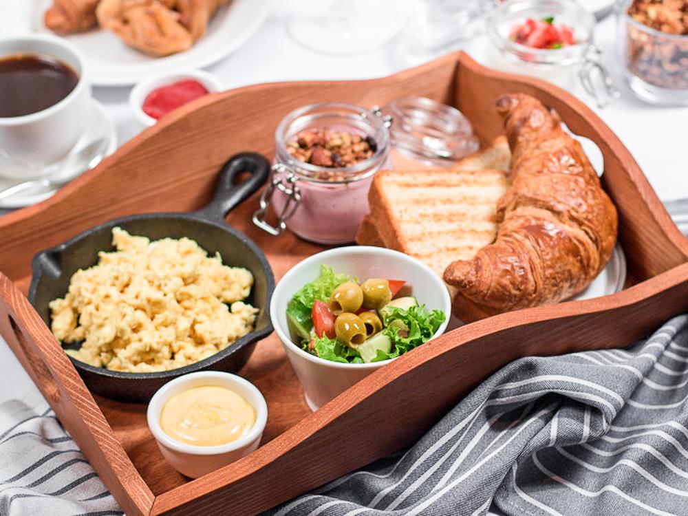 Завтрак Континенталь
