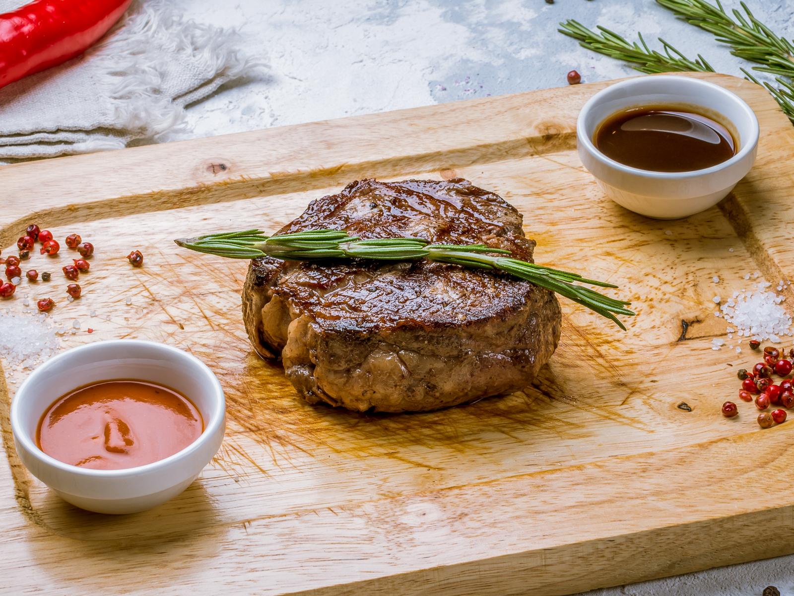 Филе-миньон стейк