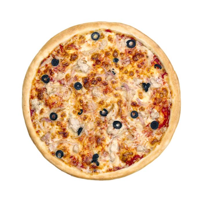Пицца Мясная с беконом