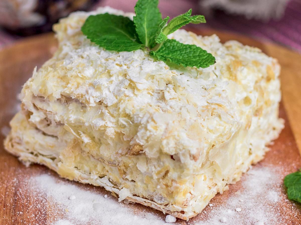 Пирожное Тамерлан