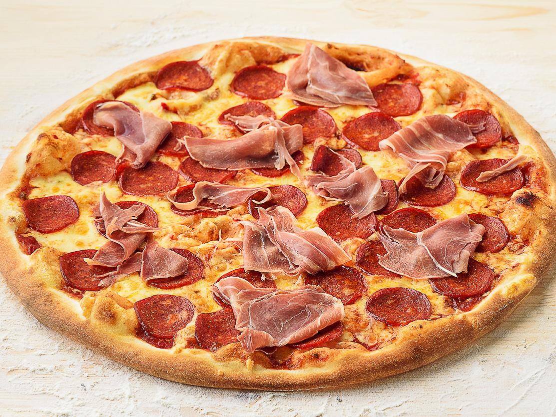 Пицца Сэнсэй