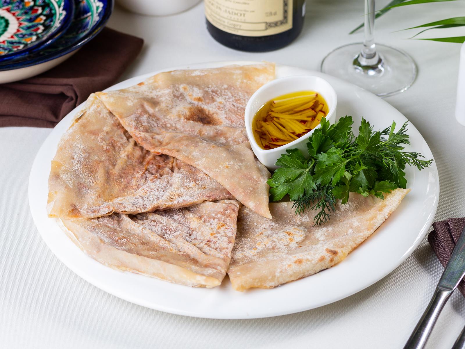 Сафиха с мясом