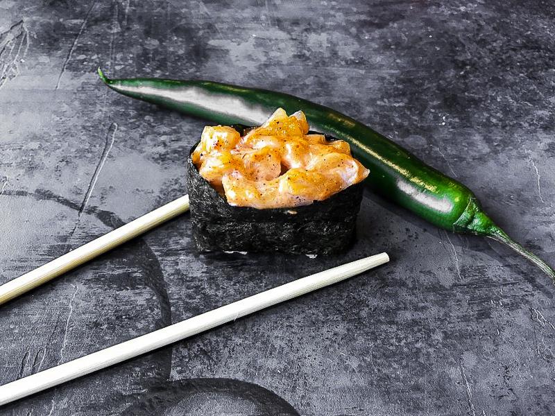 Суши спайс с эсколаром
