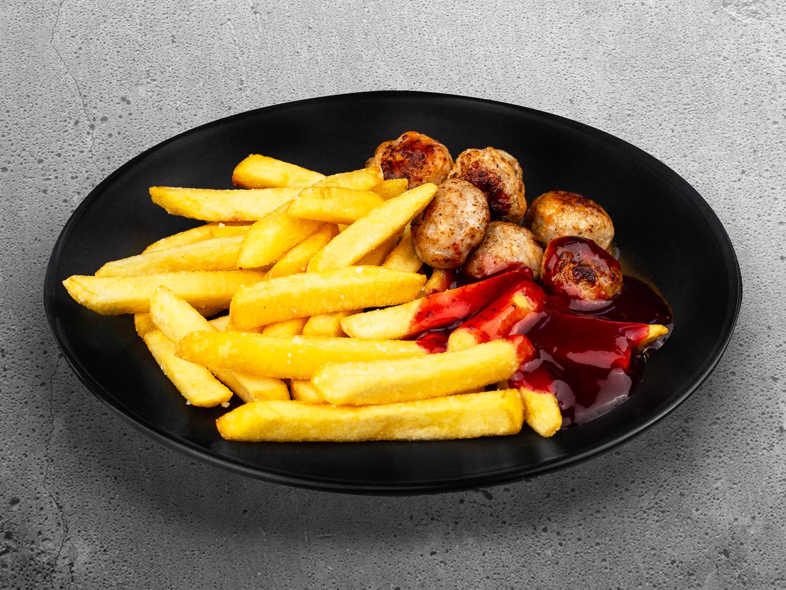 Шведский обед