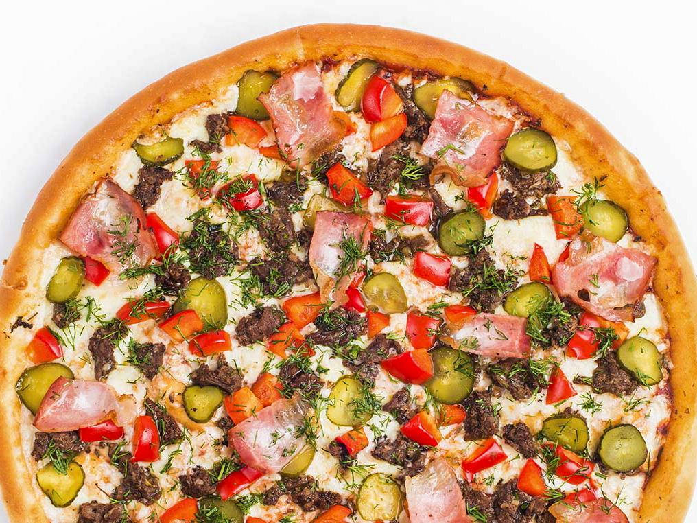 Пицца Алькатрас