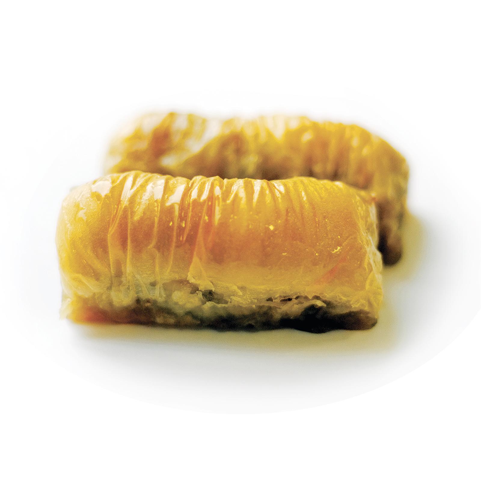 Бурма с грецкими орехами