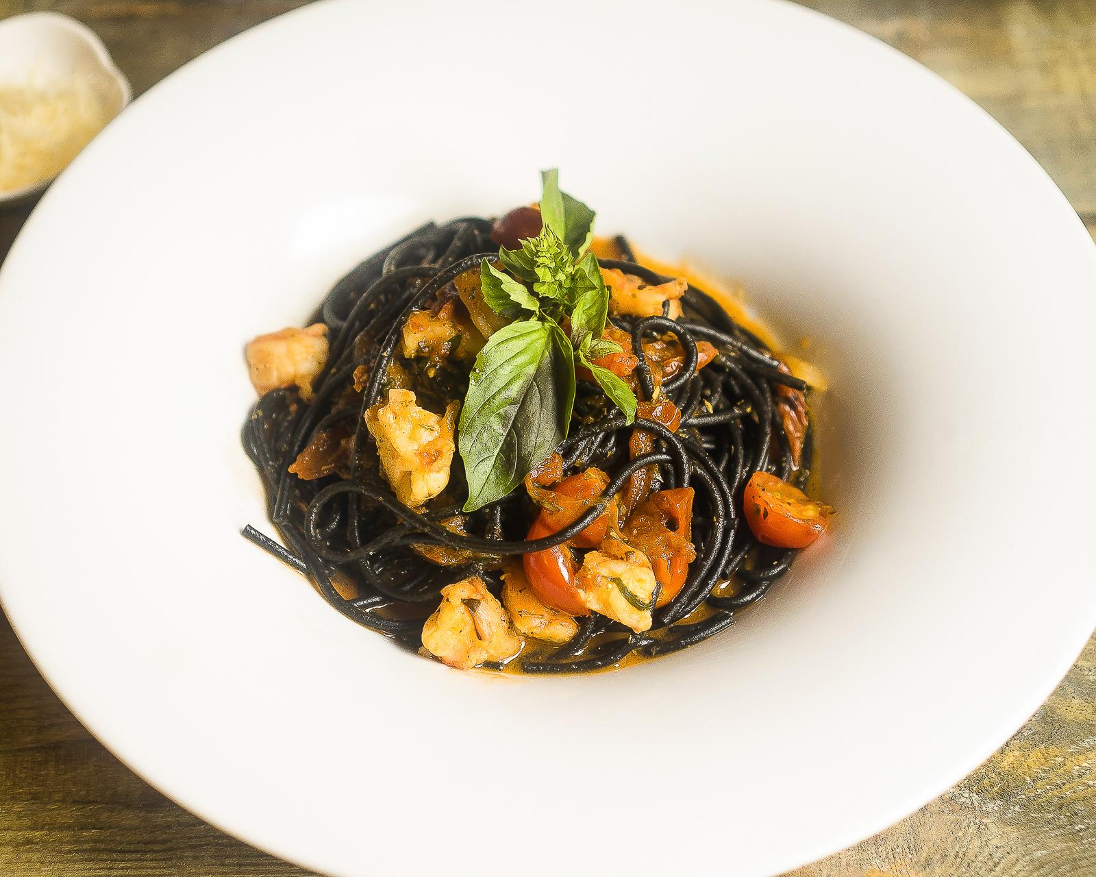 Спагетти Нери