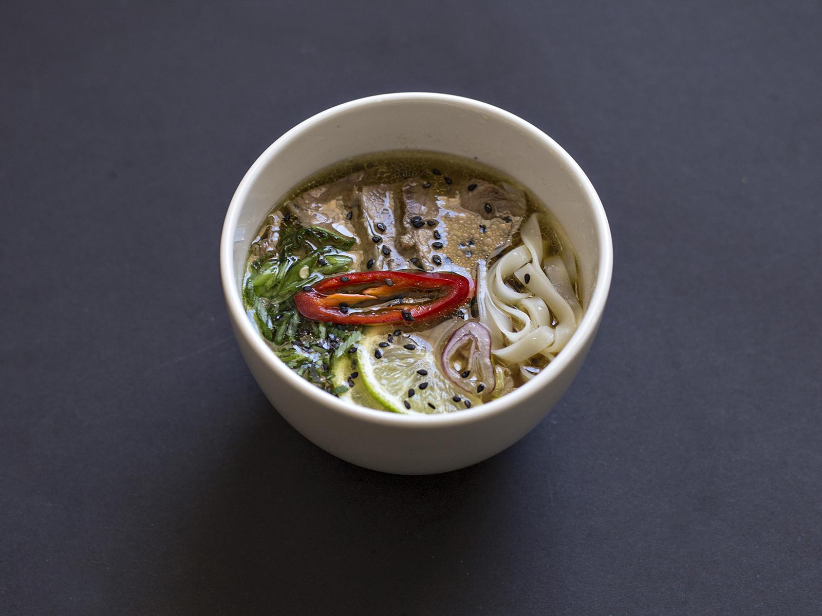 Суп Фо Бо с говядиной