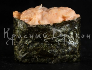 Суши Острый гункан с тунцом