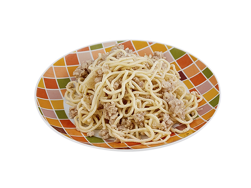 Спагетти с цыпленком