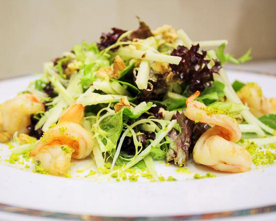Васаби салат