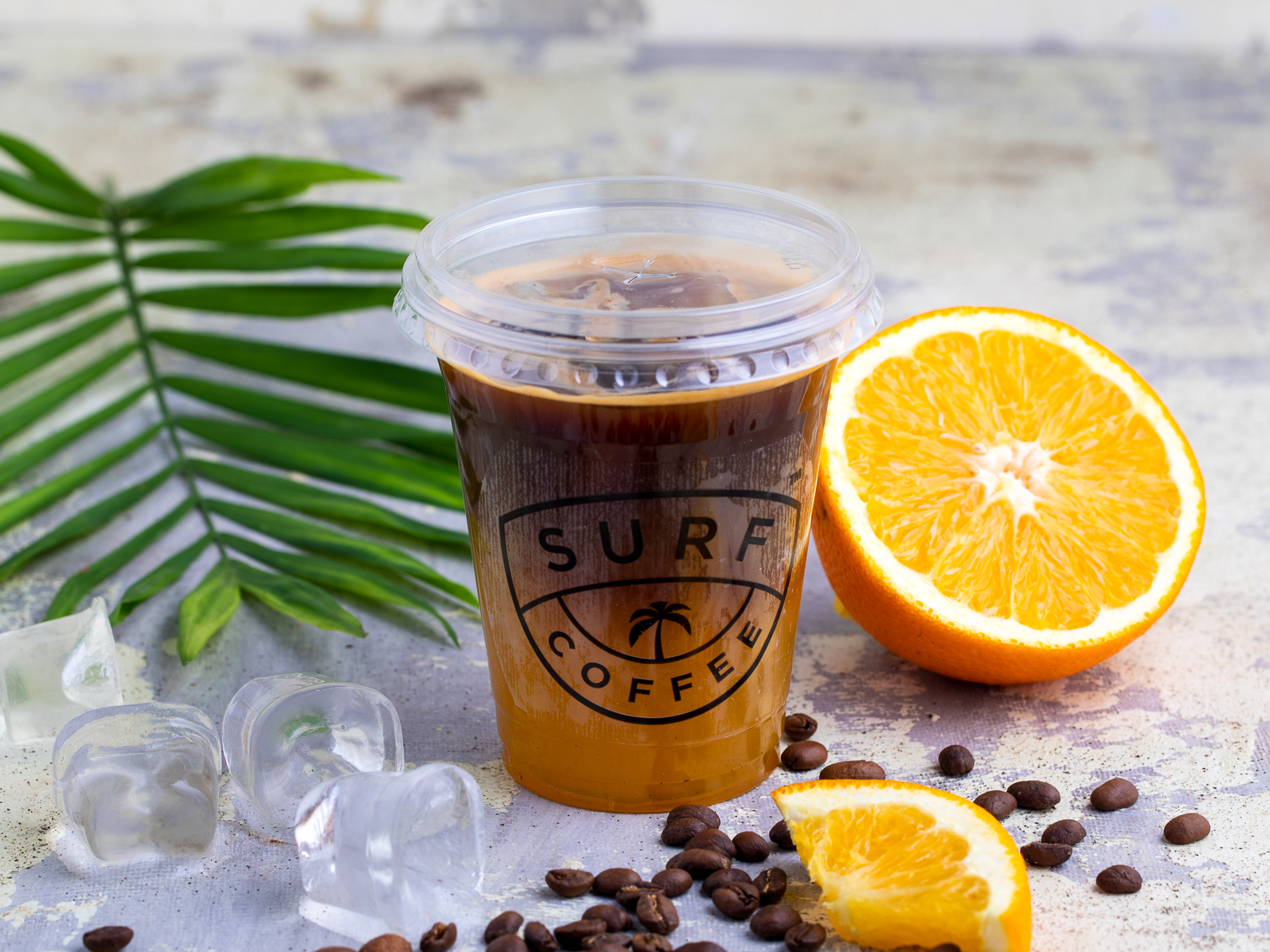 Холодный кофе Мавэрик Бамбл