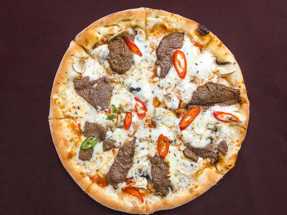 Пицца Дьявол