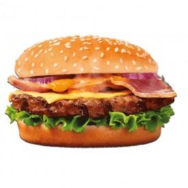 Бургер с беконом Монтана