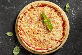 Пицца Маргарита 40 см, на тонком тесте