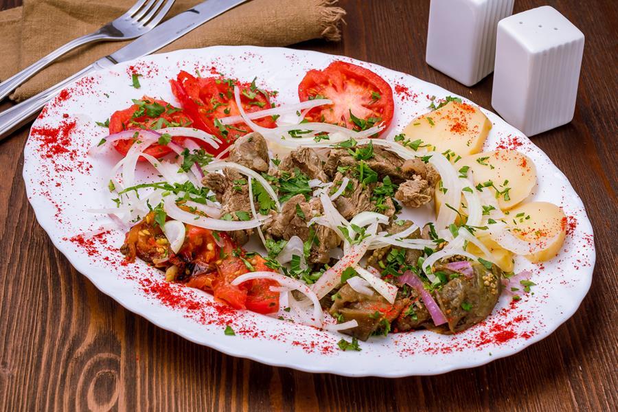 Мясо по-тбилисски