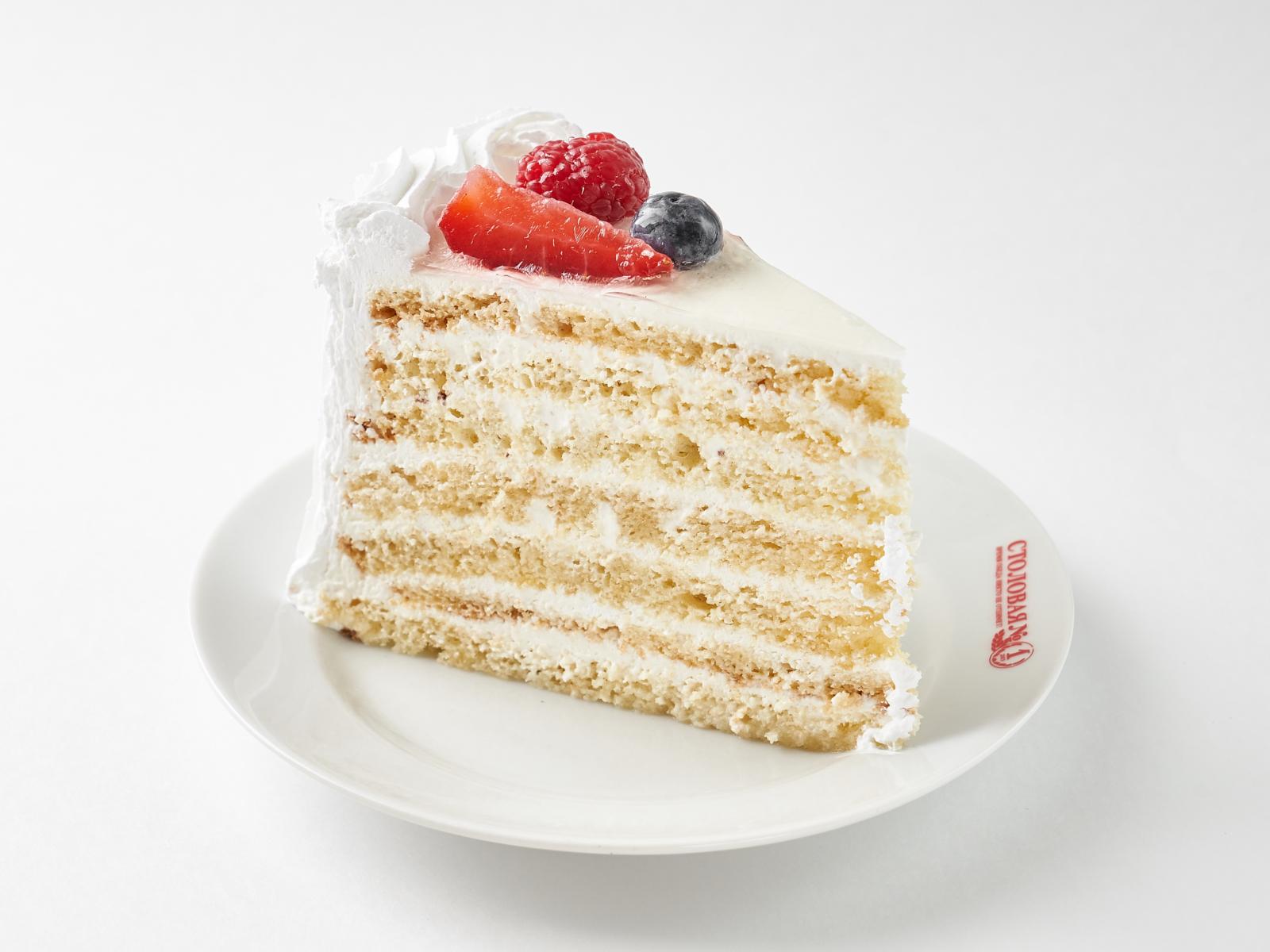 Торт Сметанный кусок