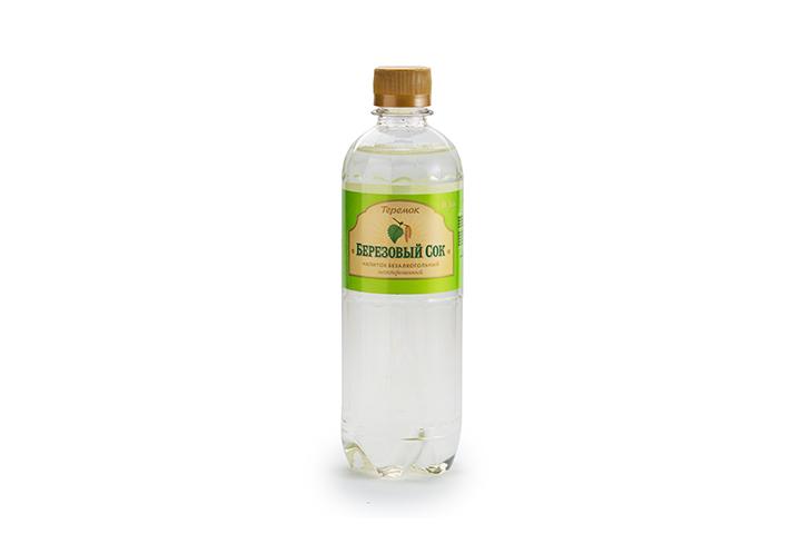 Сок Берёзовый в бутылке
