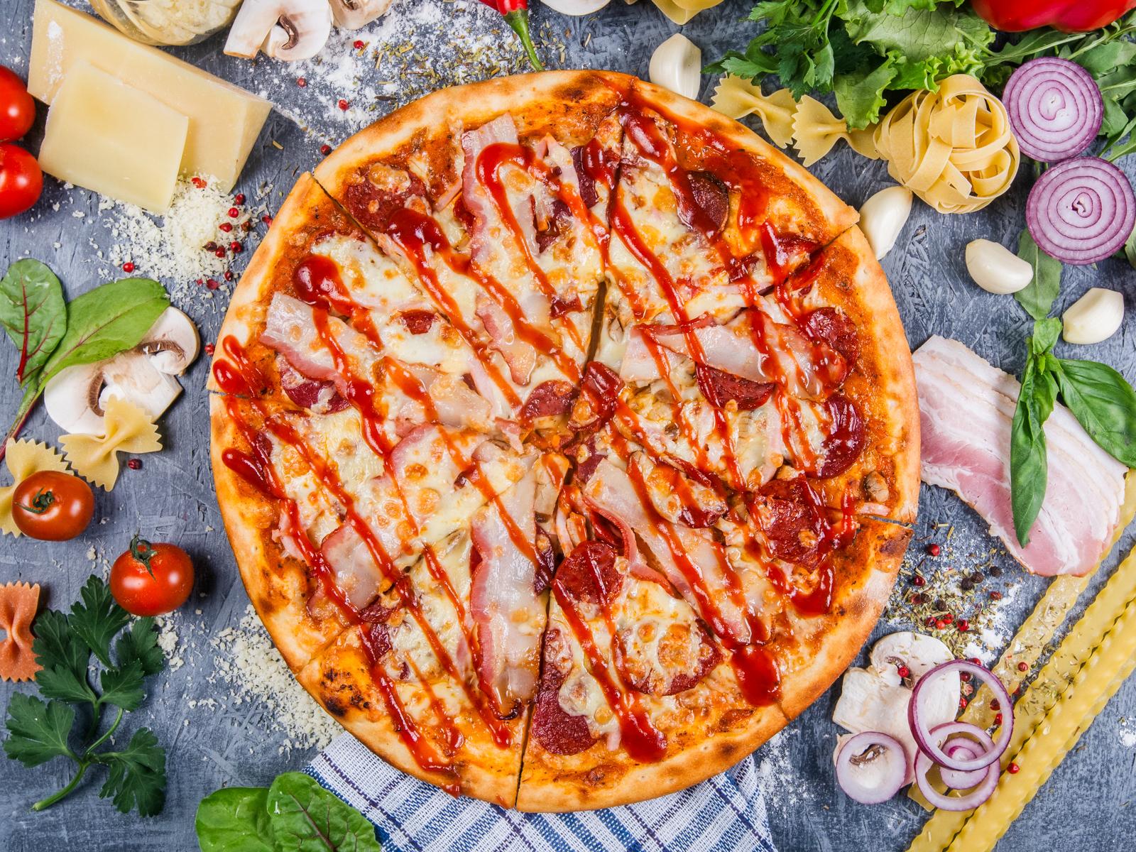 Пицца Карне Парадизо