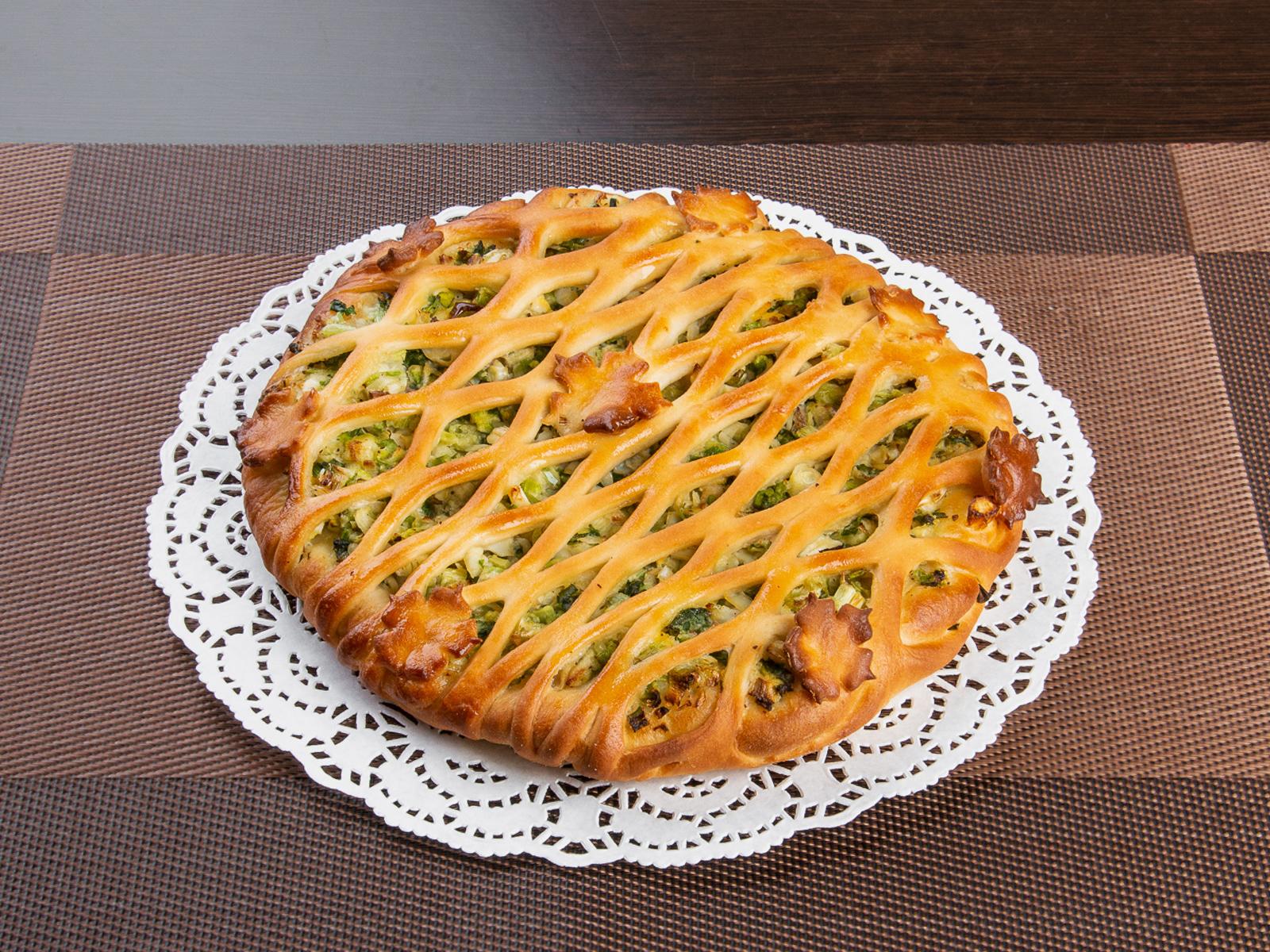 Пирог Весенний