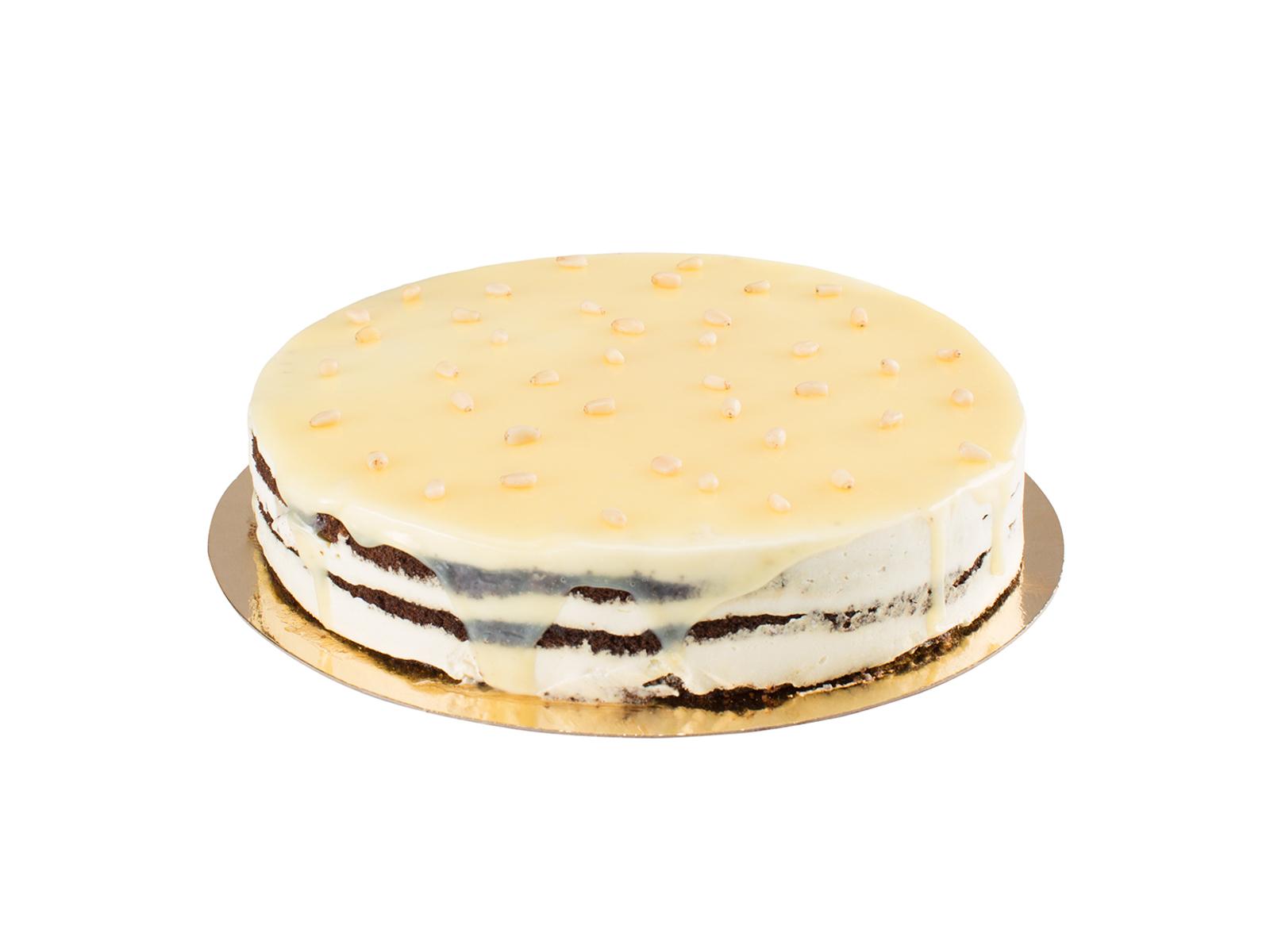 Порция Черёмухового торта