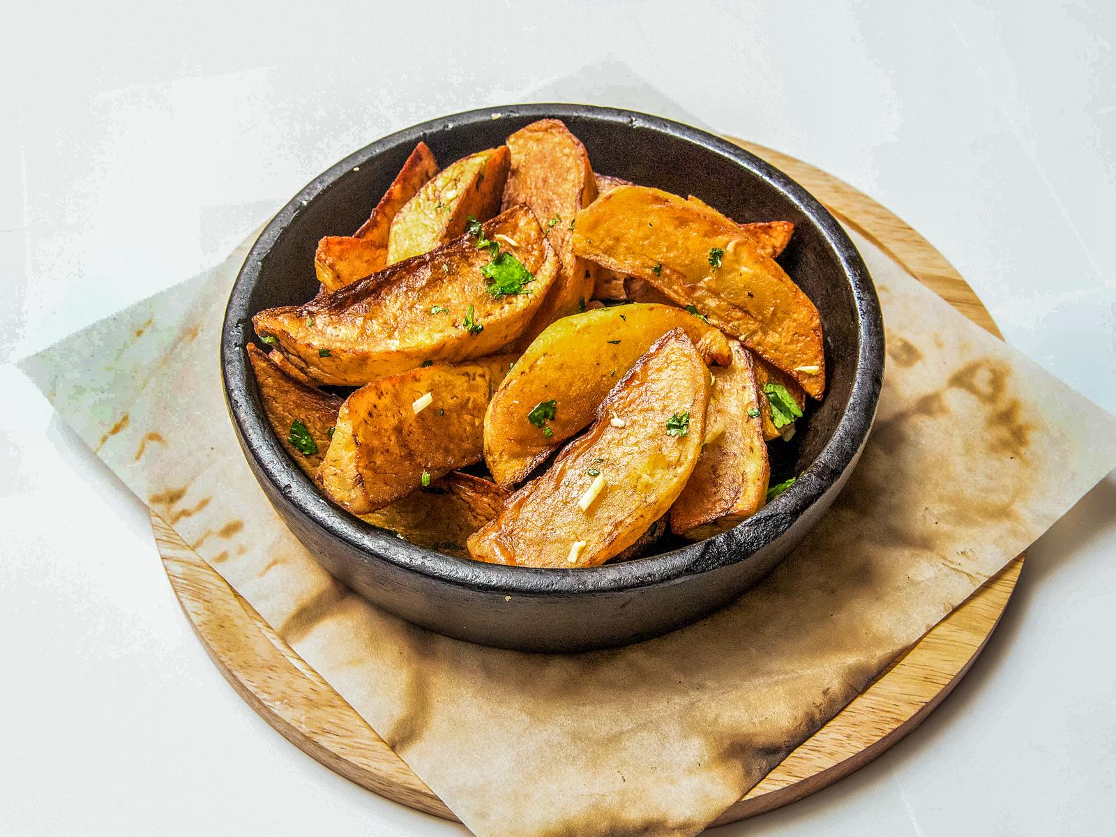 Картофель по-пастушьи