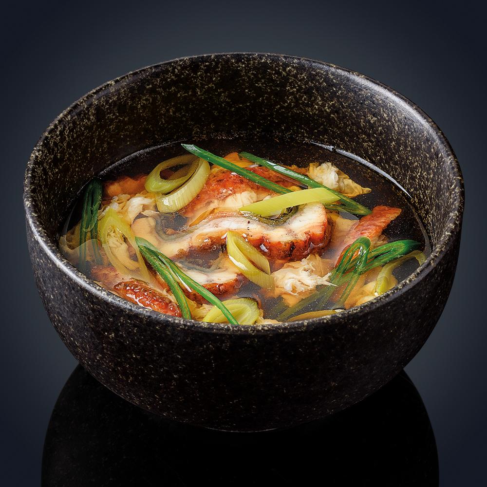 Суп Янагава набэ