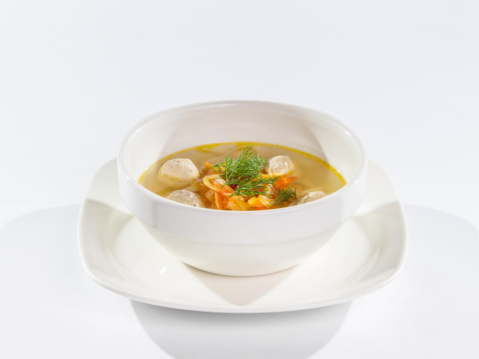 Суп Домашний куриный
