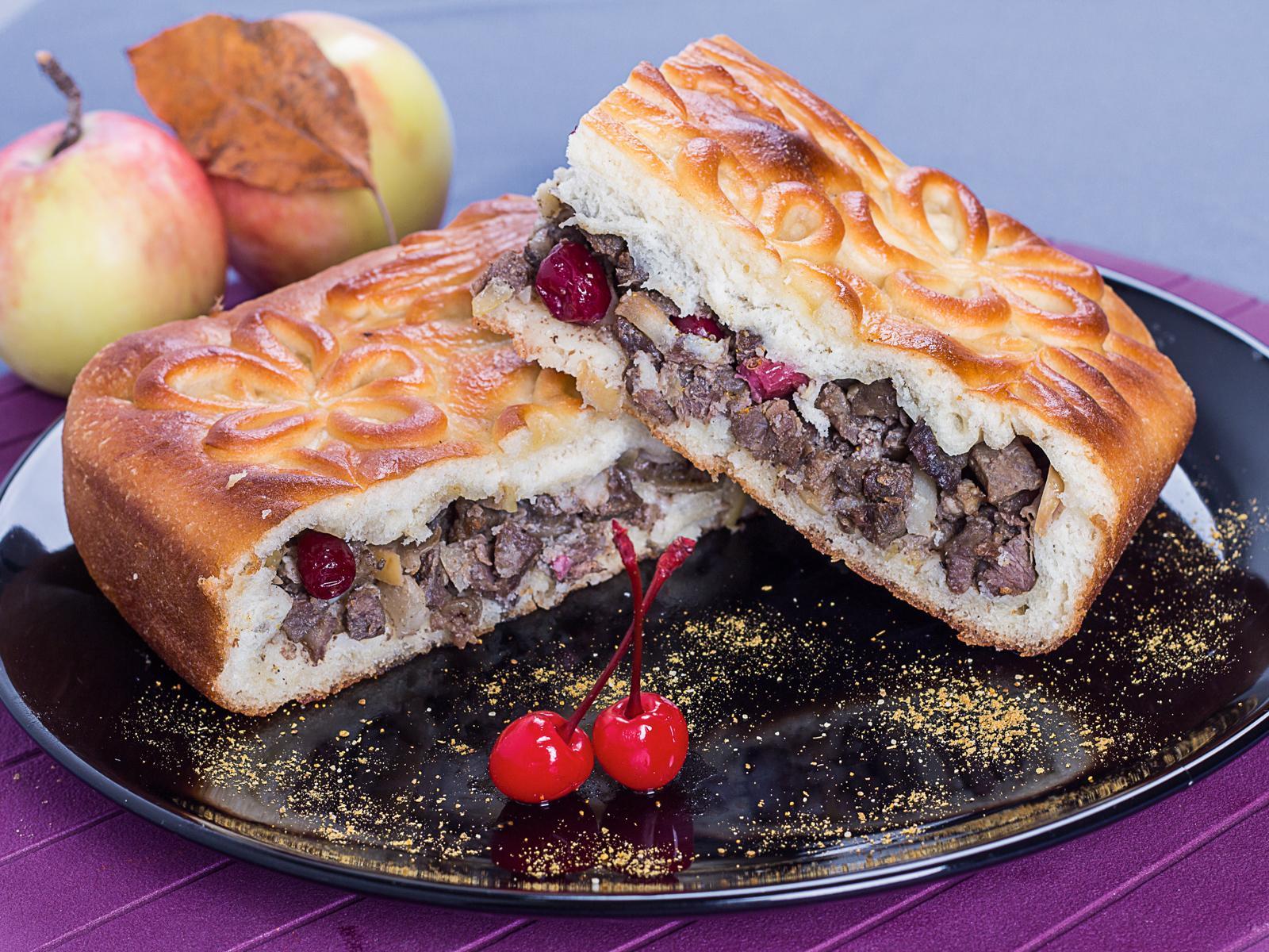 Пирог по-екатеринински