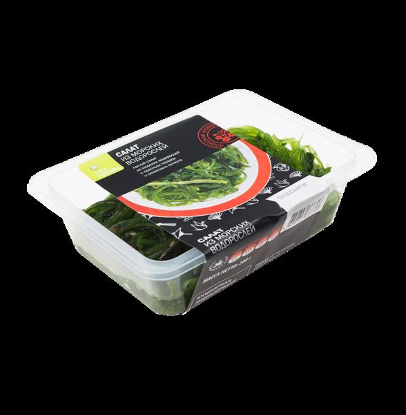 Салат из морских водорослей